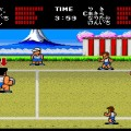 dodge ball pc Engine